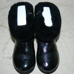 f8a9f344415 Ugg Australia Girl Gemma Boots sz 6.5 #1005149T NWT